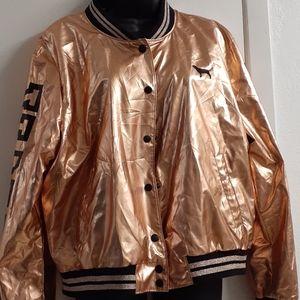 Pink vintage jacket